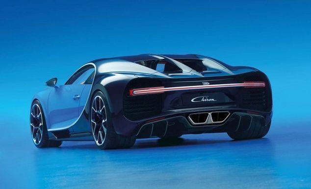 2.6 Milyon Dolarlık Bugatti Chiron Akılları Baştan Alıyor