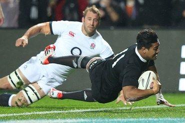 All Blacks beat England 36-13
