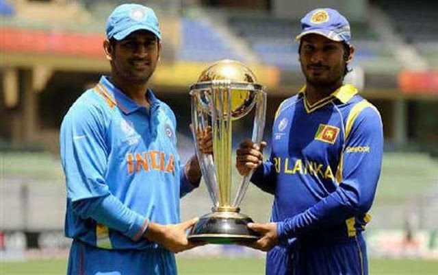 Big Controversy In 2011 Odi World Cup Final Sangakkara Reveals Dhoni S Truth In 2020 World Cup Final World Cup India Win