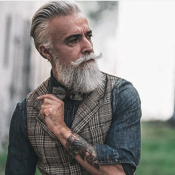 60 Gray Beard Kinds For Males – Distinguished Facial Hair Concepts