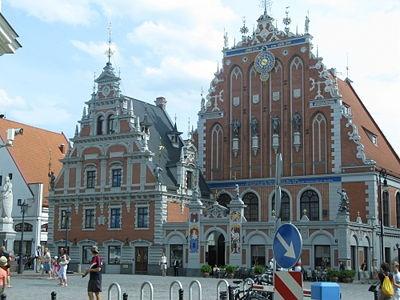 Riga, Latvia.  http://www.worldheritagesite.org/sites/riga.html