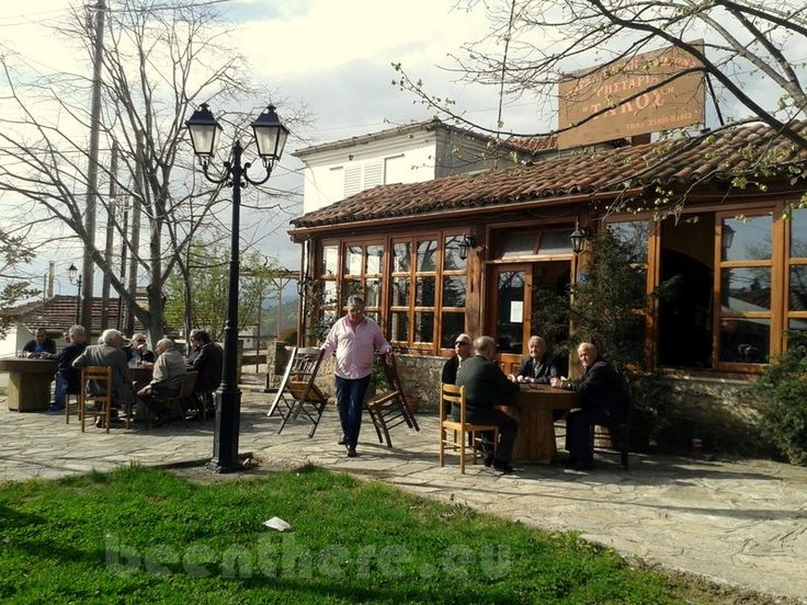 Relax, enjoy, eat delicious food & travel :) Mt. Olympus beautiful villages.