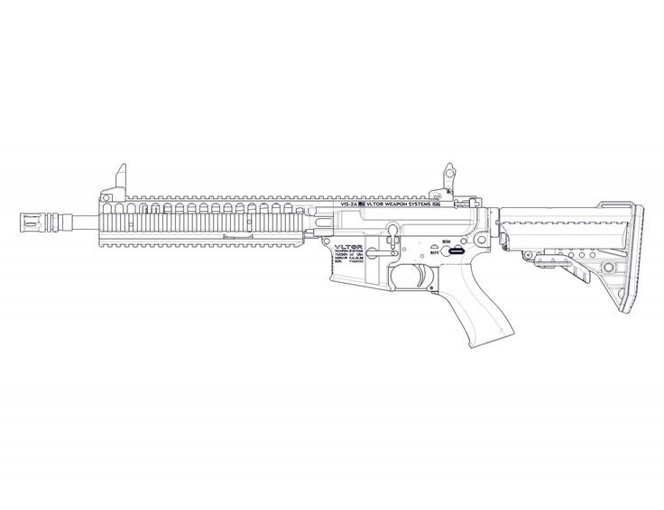 Pin em Firearms