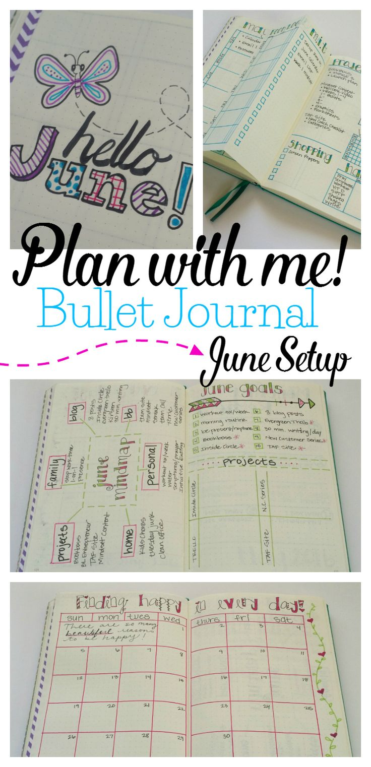 June Calendar Writing Prompts : Plan with me june bullet journal setup the o jays