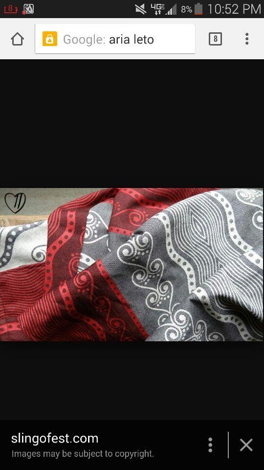 Aria wrap