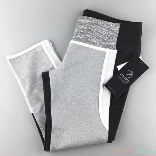 MPG sport emmy color block legging Would be cute for my walks.