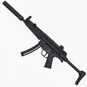 Walther-Made HK MP5 A5 .22 Long Rifle-on my wish list