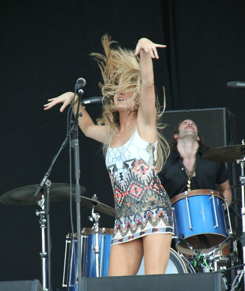 Grace Potter Matt Burr