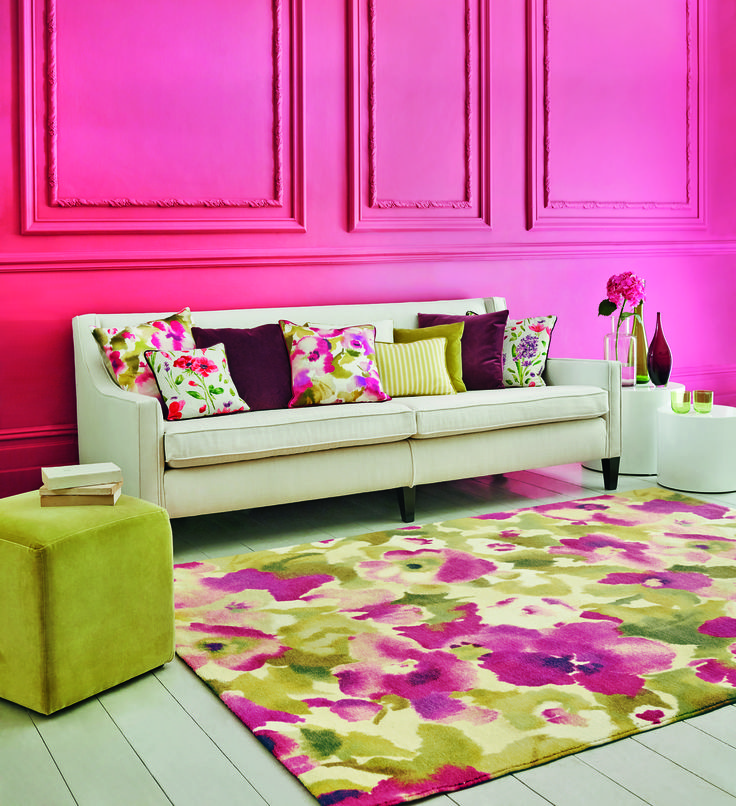 Bring A Touch Of Instant Glamour To Your Home With #rugs From #Varese  Collection