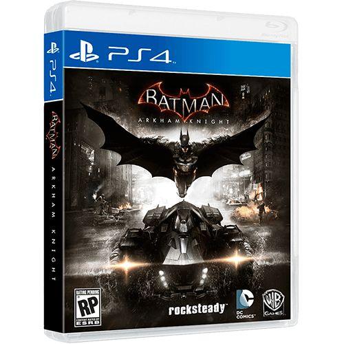 [SUB] Batman PS4, Street Fighter PS4, Bloodhorne PS4 e outros - R$ 79,19 (Cada no Boleto)