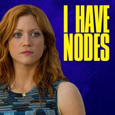 I have nodes. pitchperfect