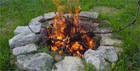 Building a Safe & Effective Fire Pit