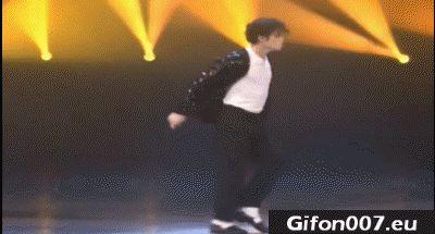 Michael Jackson gif, gifs, dance, moonwalk, dancing