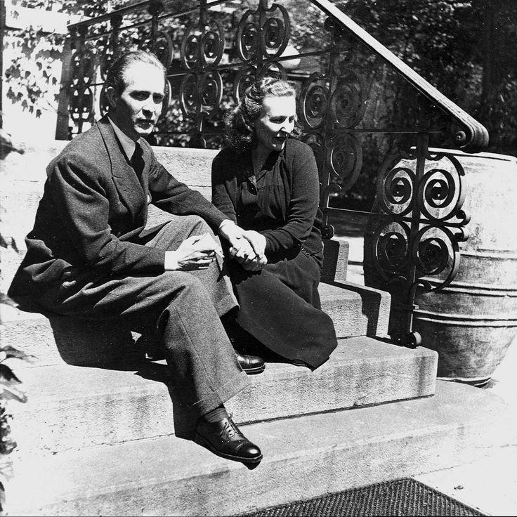 Franco antonicelli e la moglie renata germano nel for Franco casa piani di betz