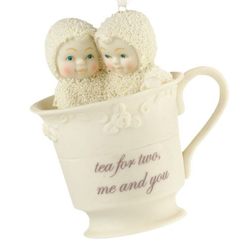 Tea For Two Ornament ~ UPC: 045544527422