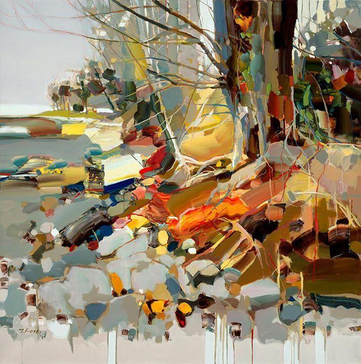 Josef Kote「After the rain」