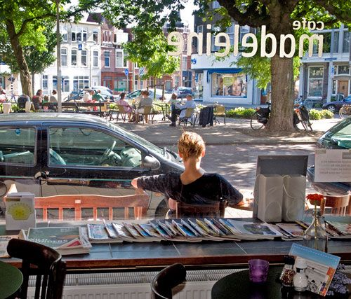 Cafe Madeleine, Den Haag