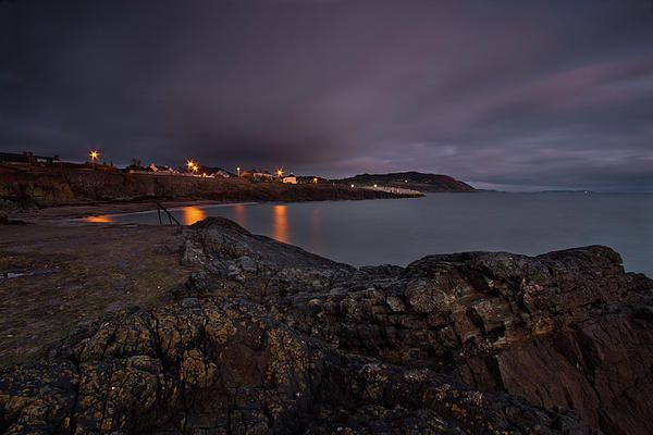 First light at Greystones, Co.Wicklow, Ireland.