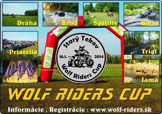 Wolf Riders