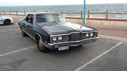 1972 Ford Galaxie Sedan   Cars, Vans & Utes   Gumtree Australia Swan Area - Ballajura   1103775025