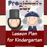 President's Day Activities for Kindergarten