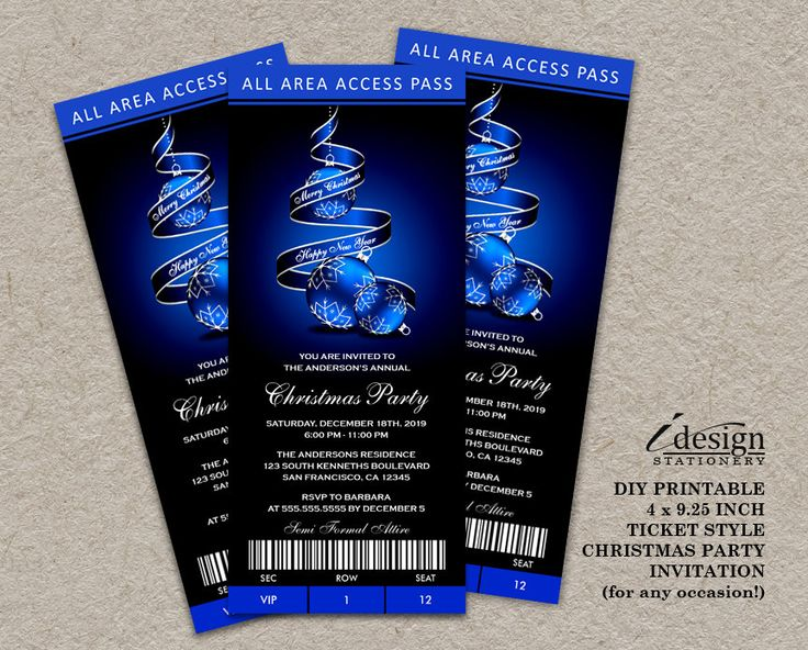 46 Best Ticket Style Invitations Images On Pinterest Ticket   Prom Tickets  Design  Prom Tickets Design