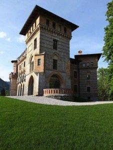 Il castello del conte Ceconi, nella magica Val d'Arzino. Tra Asburgo, Savoia e una foresta secolare...