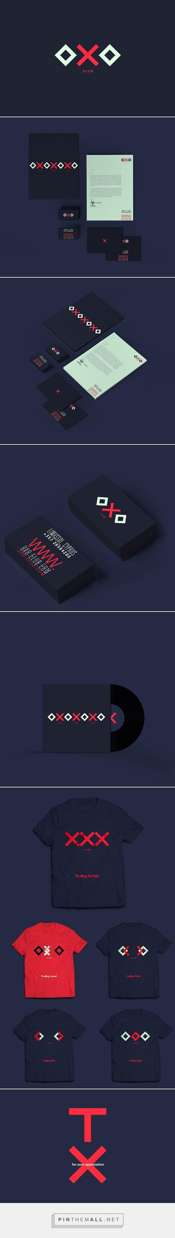 OXO Branding on Behance | Fivestar Branding – Design and Branding Agency & Inspiration Gallery