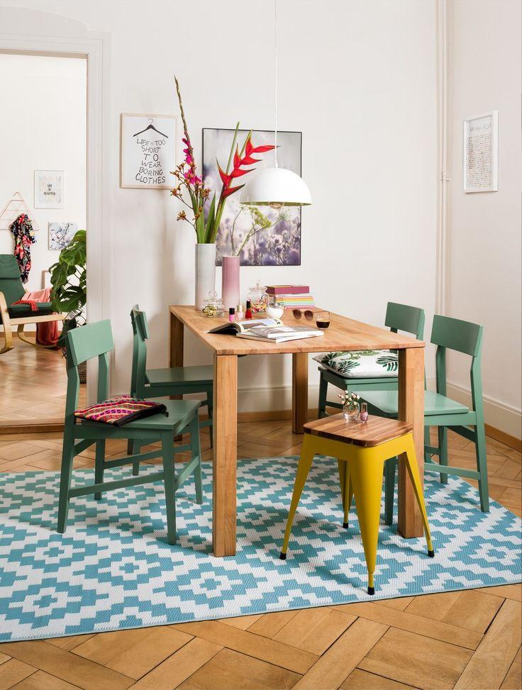 46 besten micasa essen bilder auf pinterest das beste essen und tisch und st hle. Black Bedroom Furniture Sets. Home Design Ideas