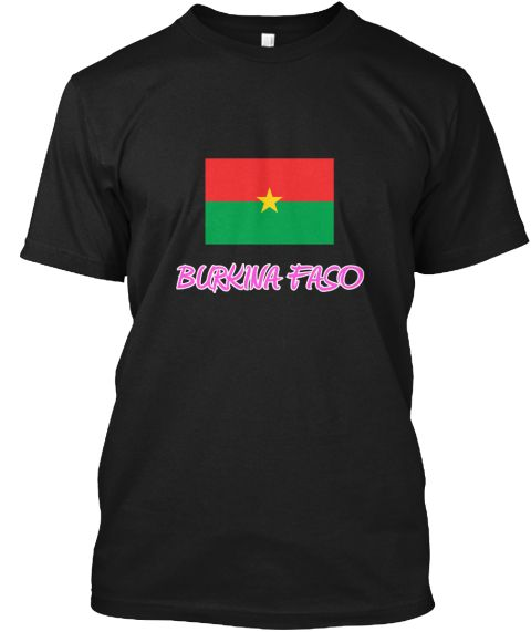 Burkina Faso Flag Artistic Pink Design Black T-Shirt Front - This is the perfect gift for someone who loves Burkina Faso. Thank you for visiting my page (Related terms: I Heart Burkina Faso,Burkina Faso,Burkinabe,Burkina Faso Travel,I Love My Country,Burkina Faso Flag, #Burkina Faso, #Burkina Fasoshirts...)