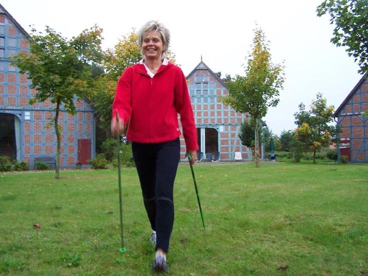 Fit, schlank & schön mit Nordic Walking im Wellnessurlaub