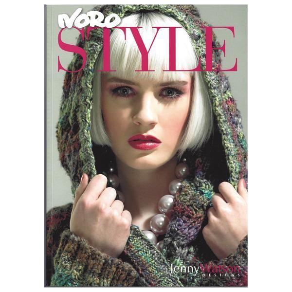 NORO STYLE - 14 knitting designs - by Jenny Watson – TUPPY'S AUSSIE FABRICS