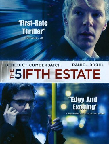 The Fifth Estate [DVD] [2013]