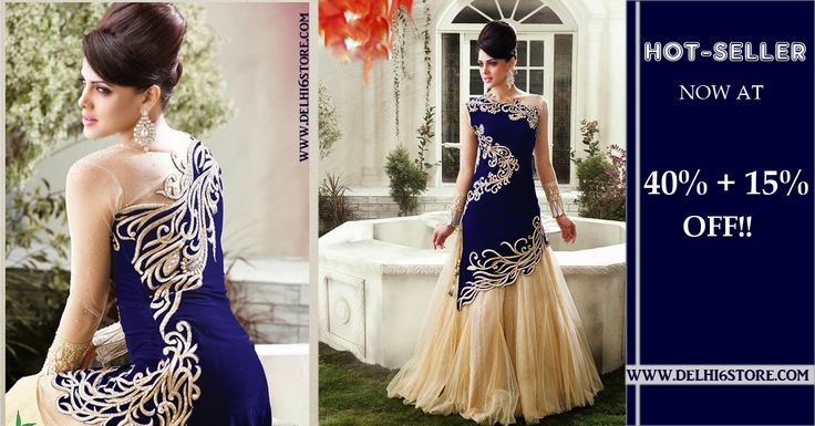 Hot Selling Stylish Anarkali Zoya
