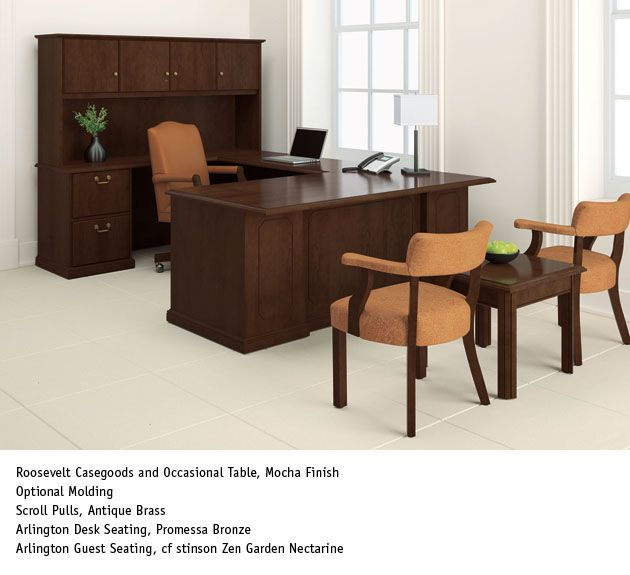 Great selection of new   pre owned Office Furniture 36 best Offices That Rock   Office Furniture for Sale images on  . Executive Office Furniture Arrangement. Home Design Ideas