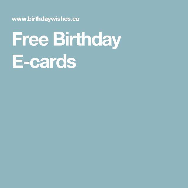 best 25+ e birthday cards free ideas on pinterest | minecraft, Einladungen