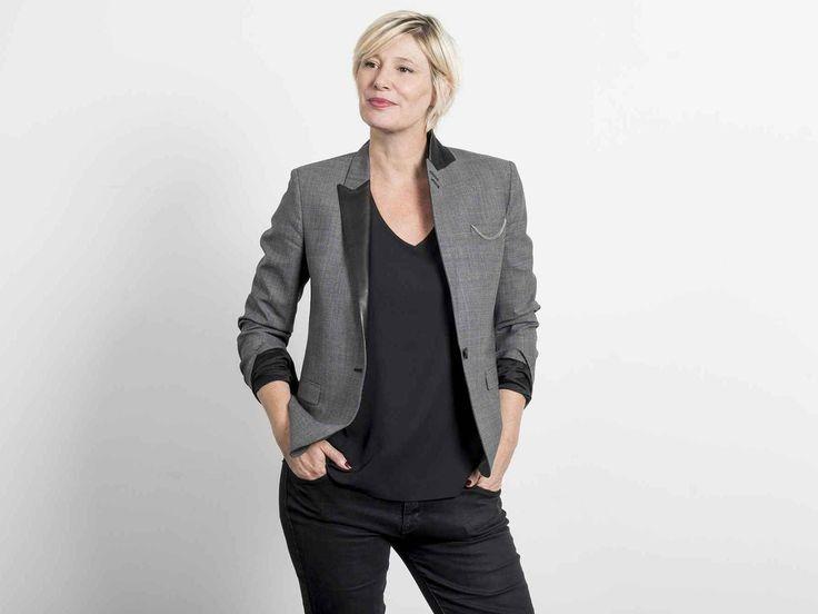 """Maïtena Biraben licenciée par Canal + pour """"faute grave"""" : l'animatrice saisit les prud'hommes"""