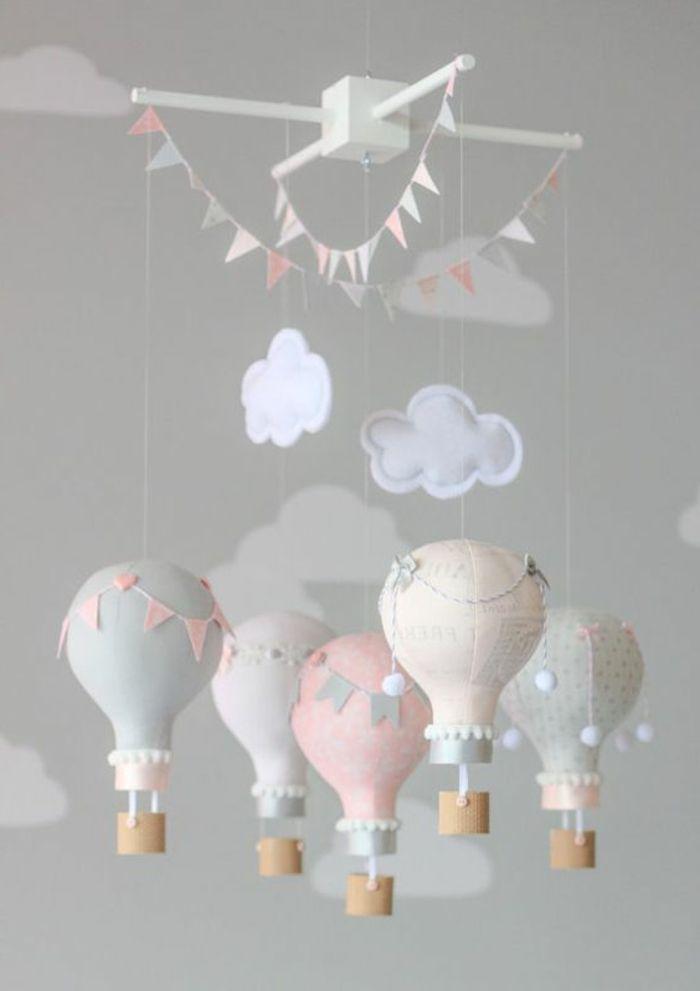Awesome kinderzimmer gestaltung balloons dekoration f r das babyzimmer m dchen ideen gestaltung dekoration