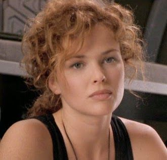 DENISE ZIMMERMANN | EBL: Important questions that need asking: Starship Troopers' Carmen ...