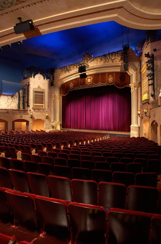 Plaza Theatre Performing Arts Center El Paso Tx In 2020 Performance Art Performing Arts Center Auditorium Design