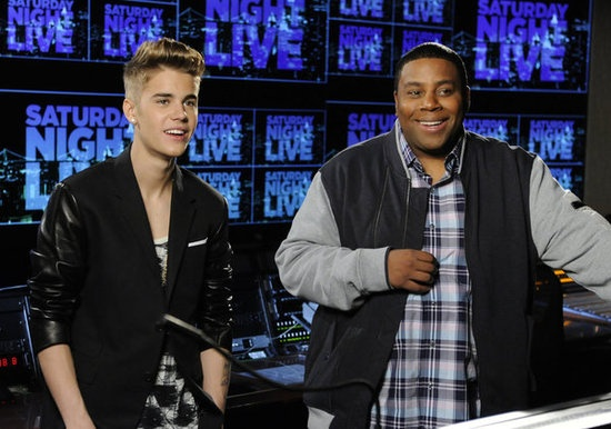 Justin Bieber SNL Promos