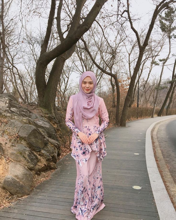 "129.9k Likes, 2,387 Comments - Ayana Jihye Moon (@xolovelyayana) on Instagram: ""Selamat pagi dari Jakarta! Thank you for this beautiful Bday dress @wirantikf  Hijab @vanillahijab"""