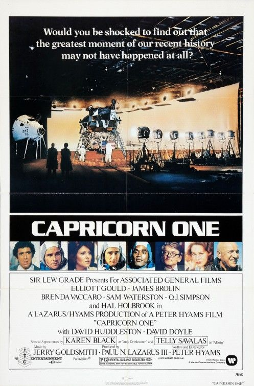 Click to View Extra Large Poster Image for Capricorn One