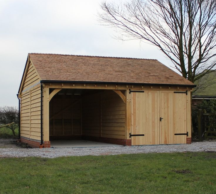Best 1000 Images About Cheshire Oak Structures 2 Bay Garages 640 x 480
