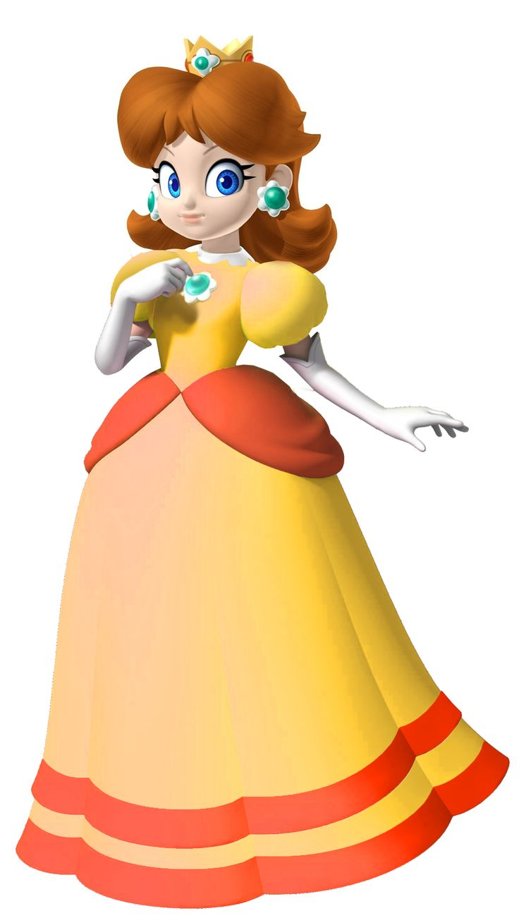292 best images about beautiful princess daisy on - Princesse mario bros ...