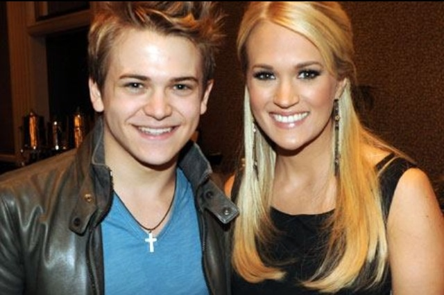 Hunter Hayes & Carrie Underwood