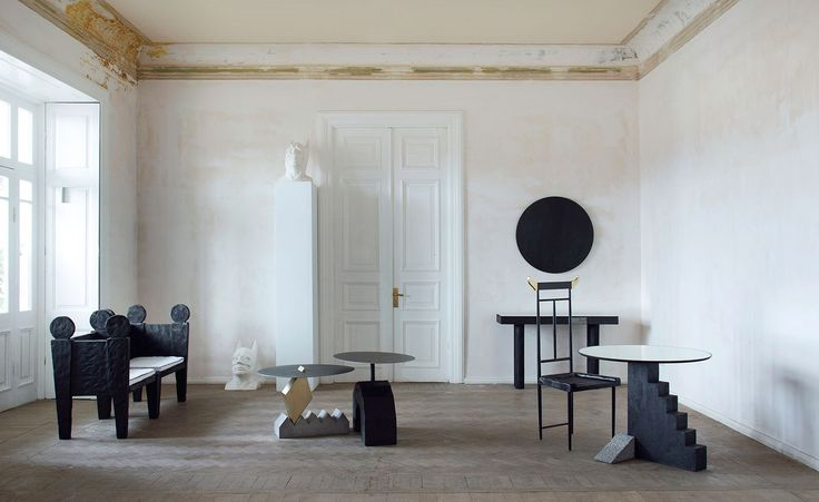 While it may not be hard to guess just what business Nata Janberidze and Keti Toloraia are in, judging from their company name – Rooms – what they design is anything but essentialist or spartan. 'Usually, when you think of the word
