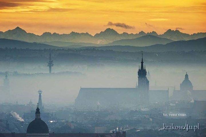 Kraków oraz Tatry