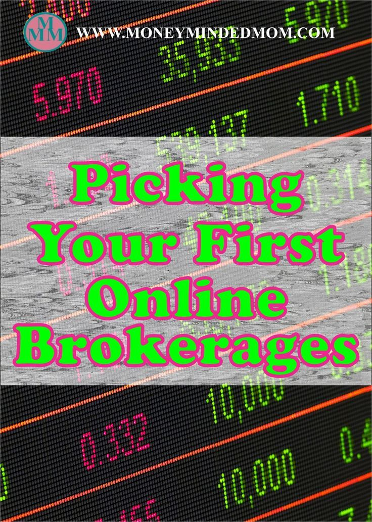 Picking Your First Online Stock Brokerages Key Tips for Choosing the Best When it comes to investing in the stock market, the barrier to entry has never been lower. Luckily gone are the days when it was necessary to fork over a massive amount of money to