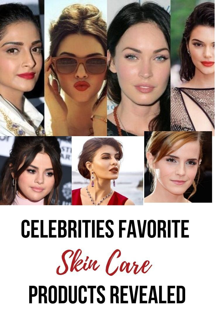 8 Beauty Products Used By Celebrities For Skincare And Makeup Check Out Celebrity Skincare S Celebrity Skin Care Favorite Skincare Products Beauty Skin Quotes